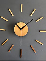 Модерн Море Настенные часы,Новинки Акрил Металл В помещении Часы