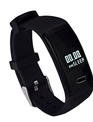 yyb2 / tlw27 smart bracelet / montre intelligente / activité trackerlong veille / podomètres / moniteur de fréquence cardiaque / réveil /