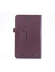 caso de couro original lichi 8 polegadas para Acer Iconia tab8 a1412 w1-810 com cove estande