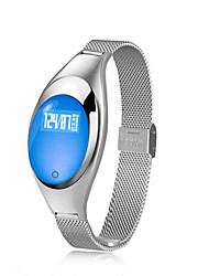 Dynamic heart rate Blood oxygen pressure fatigue monitoring Pedometer sedentary reminder IP67 waterproof Smart bracelet