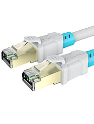 VENTION® High Speed CAT6 RJ45 Ethernet Network Cable Gold-plated Computer LAN Internet Cable 3m