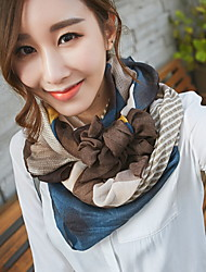 New Korean Version Of Retro Dot Scarf