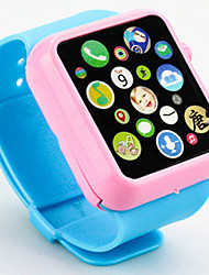 Touch Screen Watch   For  Children The Baby Early Educational Toy Novelty & Gag Toys Square Metal ABS