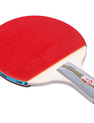 Ping Pang/Table Tennis Rackets Ping Pang Rubber Short Handle Pimples Indoor Leisure Sports