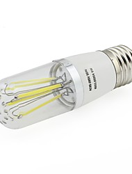 6W New Style Clear Glass E27 Led Filament Bulb Retro Edison Light Warm / Cool White AC/DC 85 - 265V 110V 220V (1 piece)