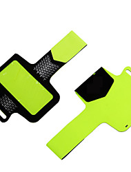 Sports Bag Armband Waterproof Rain-Proof Waterproof Zipper Wearable Running BagSamsung Galaxy Note 4 Iphone 5/5S Iphone 6/IPhone