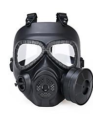 plástico / metal wearproof equipamentos de proteção de proteção / caça unisex
