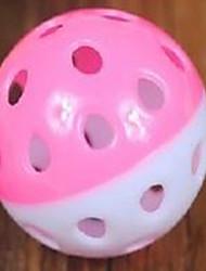 птица Игрушки для птиц Пластик Розовый