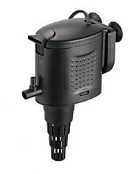 Acuarios Bombas de agua Ahorro de Energía Plástico AC 220-240V