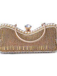 Women PU Polyester Formal Event/Party Wedding Evening Bag Handbag Clutch