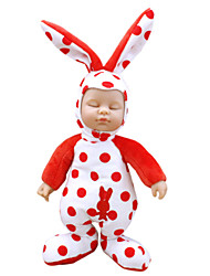 LadybugDolls Cloak Baby Toys Dolls Rabbit Cartoon Sweet Model & Building Toy Cotton Foam