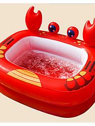 Inflável para Água/Areia Hobbies de Lazer silica Gel Vermelho Amarelo Para Meninos Para Meninas