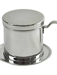 ml  Stainless Steel Coffee Filter , 1 cup Brew Coffee Maker Reusable
