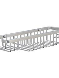 Prateleira de Banheiro / AnodizaçãoABS Classe A Aluminio /Contemporâneo