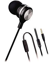 Original JBMMJ-X9 Hight Quality Metal In Ear Headphones In-ear Earphone HD HiFi Headset Good Bass For IPhone XIAOMI Samsung