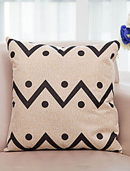1 pcs Polyester Pillow Cover,Graphic Prints Others