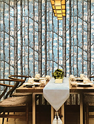 Art Deco 3D Wallpaper For Home Contemporary Wall Covering , Other Material Adhesive required Wallpaper , Room Wallcovering