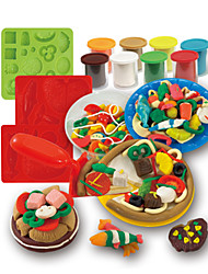 Brinquedos de Faz de Conta Hobbies de Lazer Novidades Brinquedos Plástico Borracha Arco-Íris