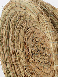 Bird Nests Straw Yellow