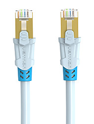 VENTION® High Speed CAT6 RJ45 Ethernet Network Cable Gold-plated Computer LAN Internet Cable 1m