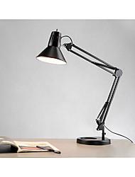 Desk Lamp Eye Learning Bedroom Bedside LED American Long Arm Folding Clip Light Creative Fashion Simple Modern