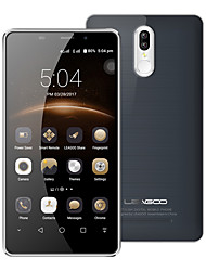 "Leagoo m8 pro 5.7 ""android 6.0 4g smartphone (dual sim quad core 5 mp 13 mp 2gb + 16 gb grey gold)"