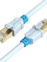 VENTION® High Speed CAT6 RJ45 Ethernet Network Cable Gold-plated Computer LAN Internet Cable 1.5m