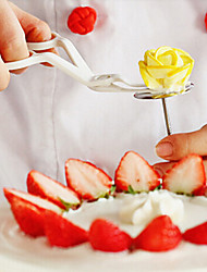 Transfer Scissors To Cut The Cake Decorating Cream Flowers Double Sugar Piping Scissors Double Sugar Tools 6.5*3*4
