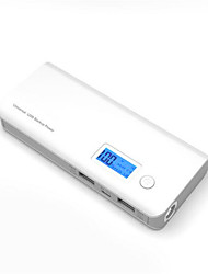 8500mAhpower bank external battery Multi-Output / Flashlight / Shockproof 8500 1mA/2.1mA Multi-Output / Flashlight / Shockproof