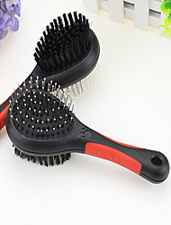 Double Sided Pet Comb Dog Comb Comb Comb Comb Comb Comb Hair Removal Hair Care Products
