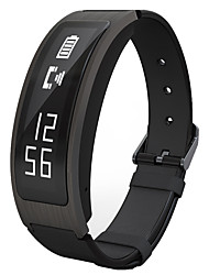 Smart Bracelet Talk Band Heart Rate Blood Pressure Oxygen Pedometer Bluetooth smartband watch