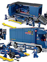 Brinquedos para presente Blocos de Construir Modelo e Blocos de Construção Carro Plástico 8 a 13 Anos 14 Anos ou Mais Azul Brinquedos