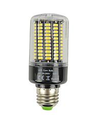 132SMD 5736 12W E27 LED Corn Lights 1180lm Warm/Cool White LED Lamp bulb Smart IC Led Bulbs AC85-265V