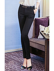 Spring Korean occupation OL style significantly thin pants trousers casual pants pencil pants pants overalls temperament