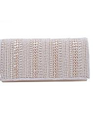 Women Polyester Special Material Formal Event/Party Wedding Evening Bag Handbag Clutch