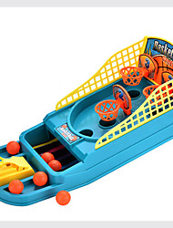 Finger Ejection Basketball Court Logic & Puzzle Toys Leisure Hobby Toys Novelty Basketball ABS Blue For Boys For Girls