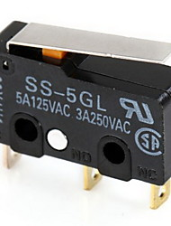 3d аксессуары для принтеров ограничения микропереключателя подлинного оригинала производства OMRON сс-5gl 5а 125VAC 0,49