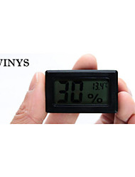 Mini Digital Thermometer Electronic Hygrometer Indoor Wireless