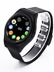 Bluetooth смарт-часы MTK монитор скорость 2502 сердца 1,3 дюймов в секунду наручных часов Обоев, удаленную камеру для Ios андроида