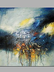 Ready to Hang Handpainted Abstract  Oil Painting On Canvas Wall Art For Decor