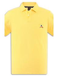 U&Shark Men's Fine Cotton Short Sleeve Polo Shirt/polo-031