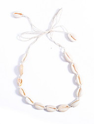 Choker Necklaces Jewelry Jewelry Cowry Shell Fashion Personalized Euramerican Handmade European Jewelry For Daily Casual