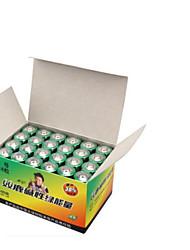 5 щелочная LR6 АА батареи 24 таблетки, загруженные детские игрушки пульт дистанционного управления мыши часы клавиатуры батареи
