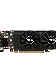 MSI Video Graphics Card GTX1050Ti GTX1050Ti 1392MHz/7008MHz4GB/128 bit GDDR5