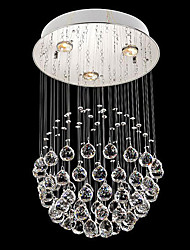 Hot sale modern crystal chandelierdecoration hanging chandelier light
