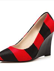 escritório sapatos de couro clube saltos verão das mulheres&festa de carreira&tarde