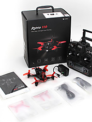 Walkera Rodeo110 Pofessional FPV Indoor RacingThrough The Machine Three-leaf mini-UAV