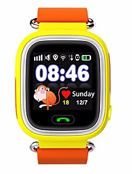 ips Smartwatch GPS Kinder Bildschirm wasserdichte Position sos Location Finder Kind anti verloren Monitor Smartwatch GPS berühren