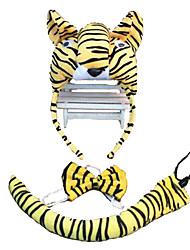 Material para Cabeça Tiger Diversão Ao Ar Livre & Esportes Dia da Criança Ano Novo Natal 3