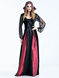 New Women Vampire Costumes Cosplay Adult Gothic Witch Vampire Costumes Halloween Masquerade Plays Vampire Costumes